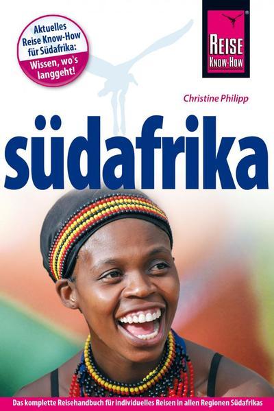 Reise Know-How Reiseführer Südafrika als Buch