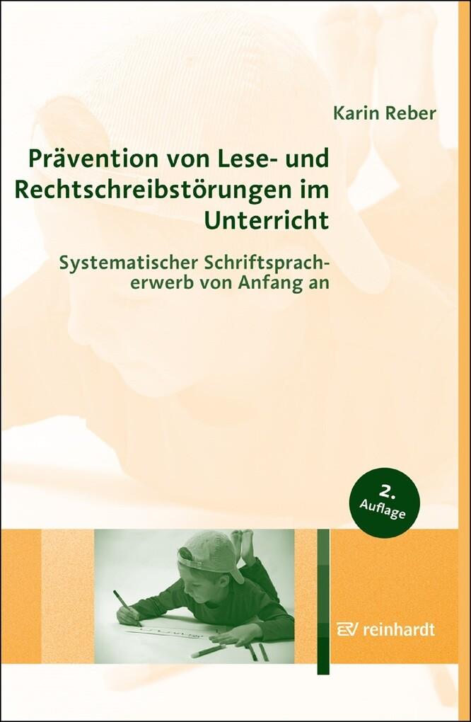 Prävention von Lese- und Rechtschreibstörungen im Unterricht als eBook pdf