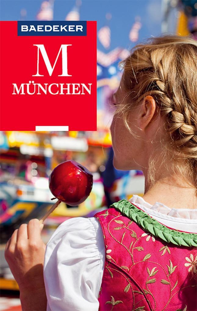 Baedeker Reiseführer München als eBook