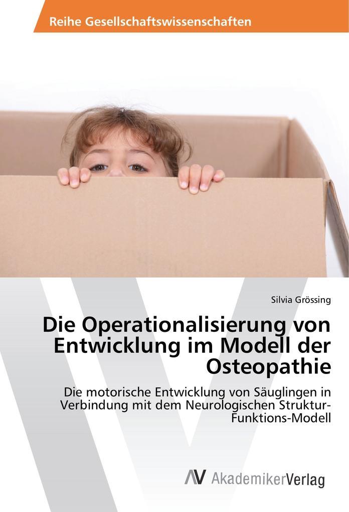 Die Operationalisierung von Entwicklung im Mode...