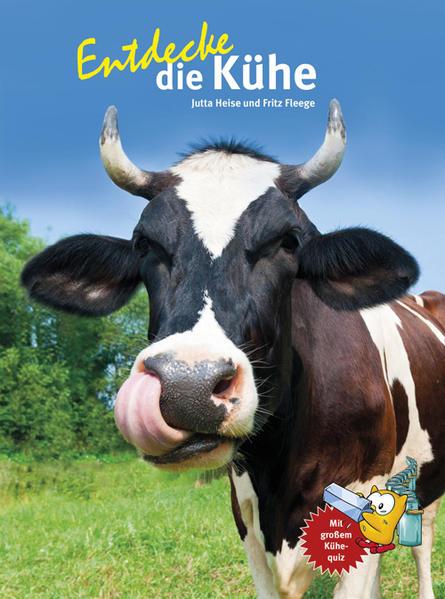 Entdecke die Kühe als Buch