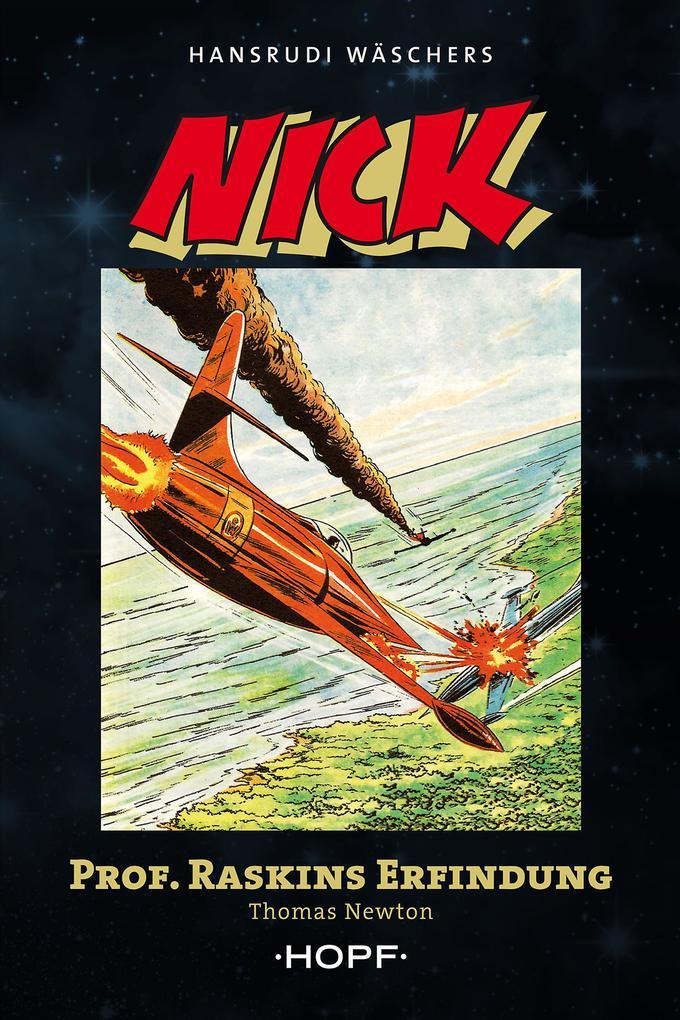 Nick 3 (zweite Serie): Professor Raskins Erfindung als eBook