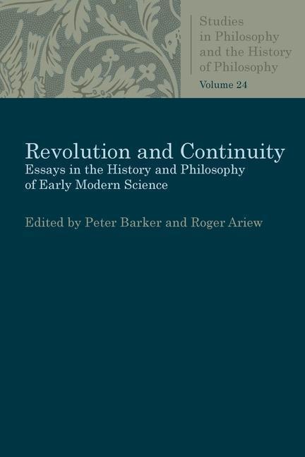 Revolution and Continuity als Taschenbuch