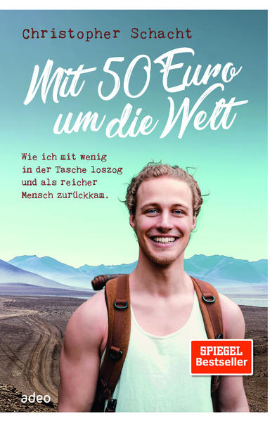 Mit 50 Euro um die Welt als Buch