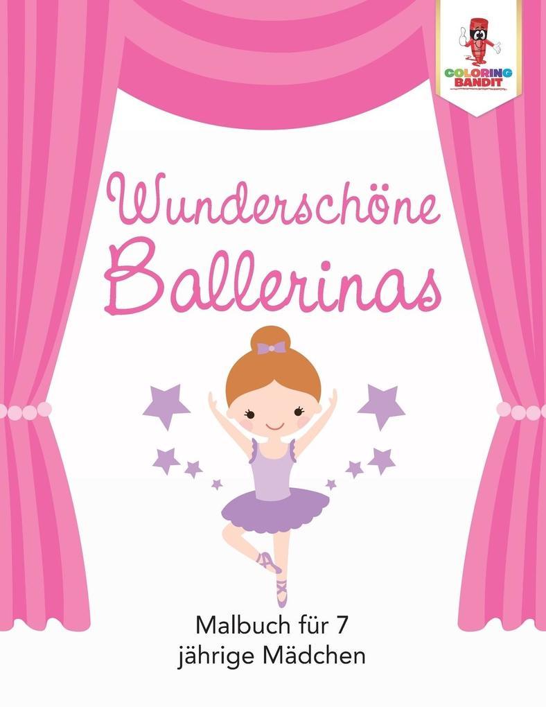 Wunderschöne Ballerinas als Taschenbuch von Col...