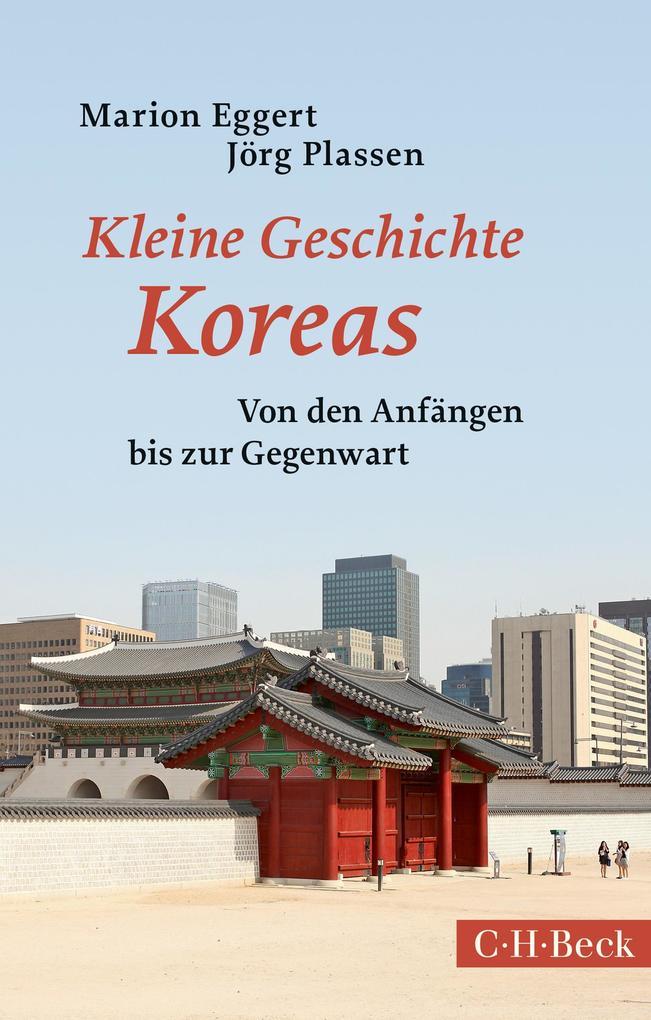 Kleine Geschichte Koreas als eBook