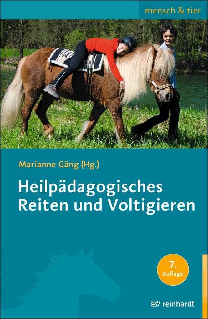 Heilpädagogisches Reiten und Voltigieren als eBook