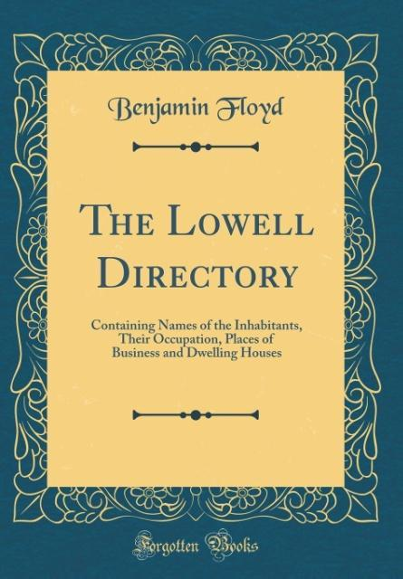 The Lowell Directory