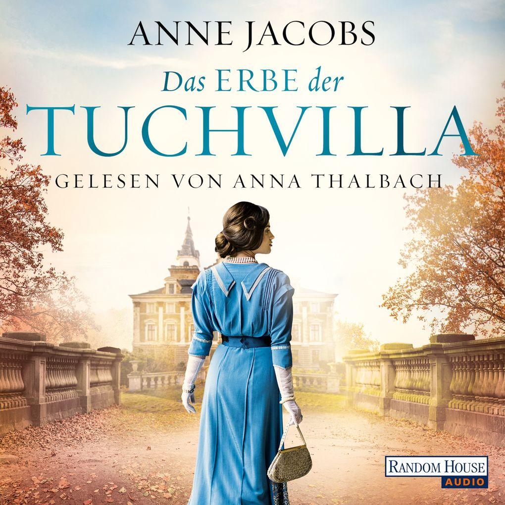 Das Erbe der Tuchvilla als Hörbuch Download