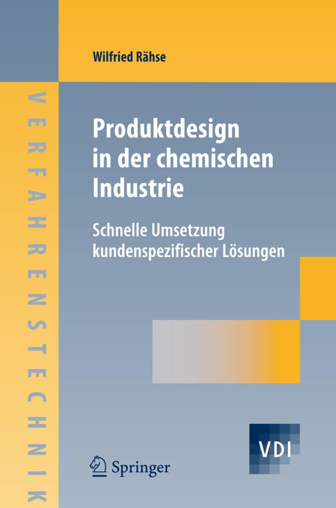 Produktdesign in der chemischen Industrie als Buch (gebunden)
