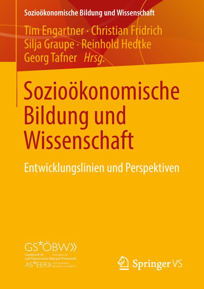 Sozioökonomische Bildung und Wissenschaft als Buch (gebunden)