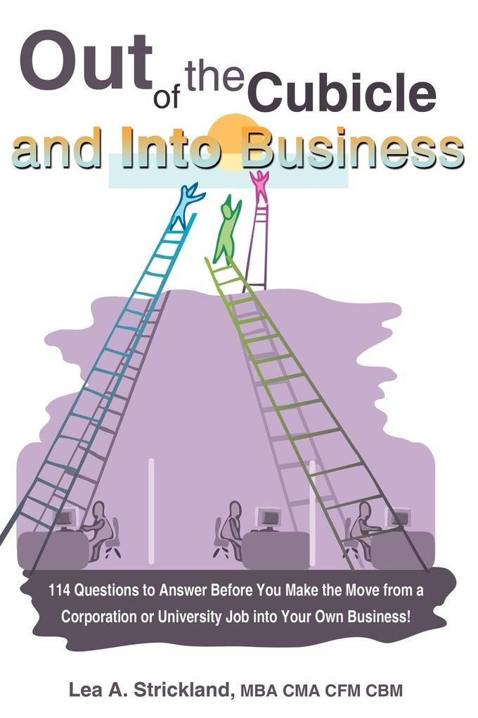Out of the Cubicle and Into Business als Taschenbuch