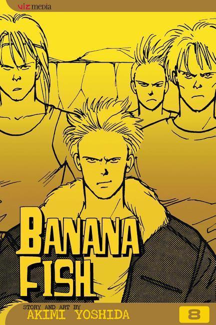 Banana Fish, Vol. 8 als Taschenbuch