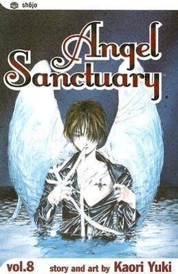 Angel Sanctuary, Vol. 8 als Taschenbuch