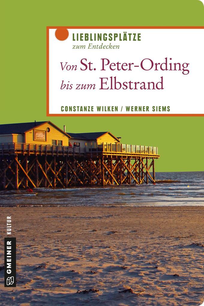 Von St. Peter-Ording bis zum Elbstrand als eBook