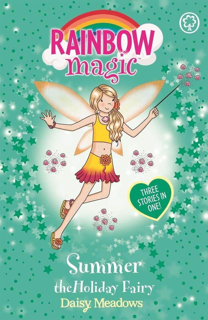 Rainbow Magic: Summer The Holiday Fairy als Buch (kartoniert)