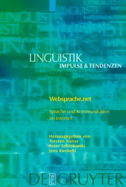 Websprache.net als Buch (gebunden)