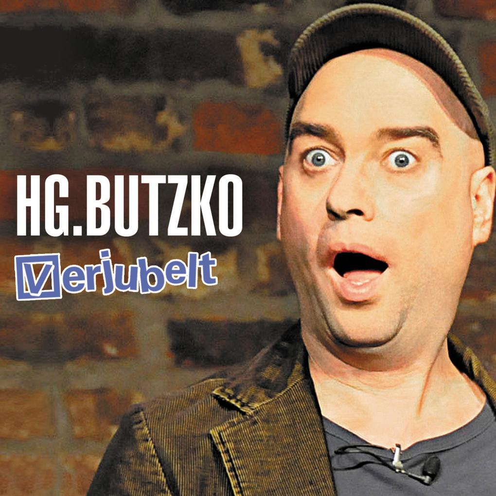 HG. Butzko, Verjubelt als Hörbuch Download