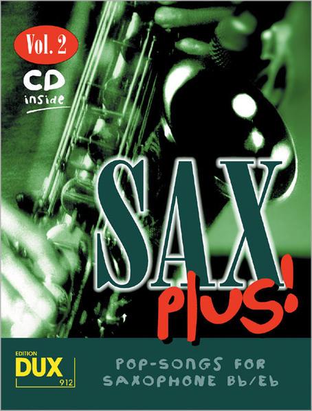 Sax Plus! 2 als Buch (geheftet)