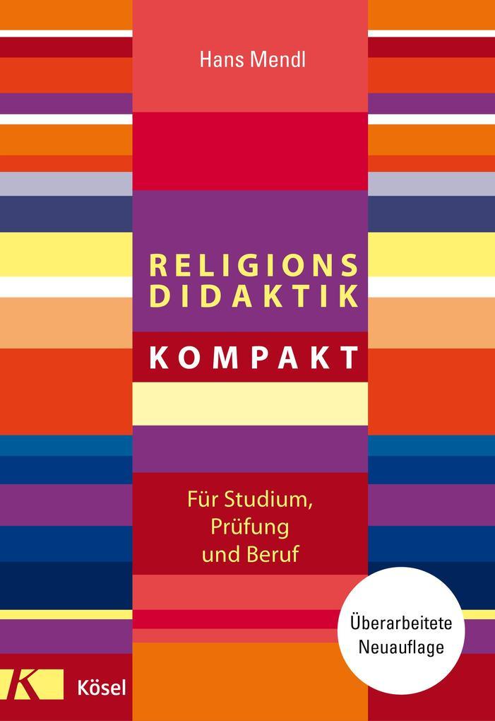 Religionsdidaktik kompakt als eBook