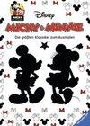 Micky und Minnie - Die größten Klassiker zum Ausmalen