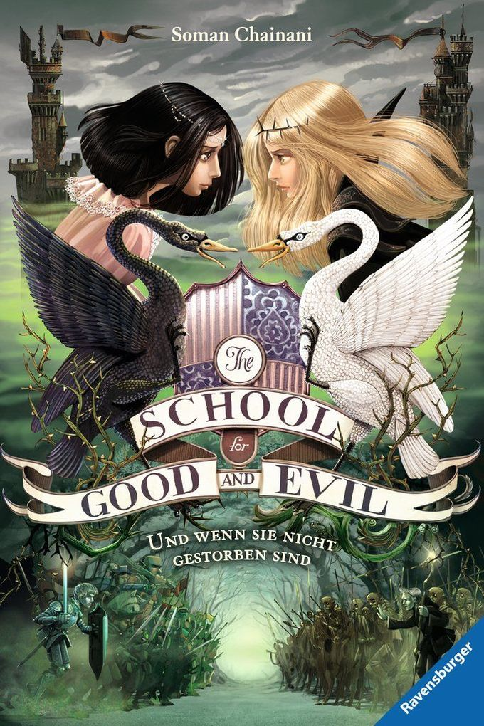 The School for Good and Evil, Band 3 als Taschenbuch