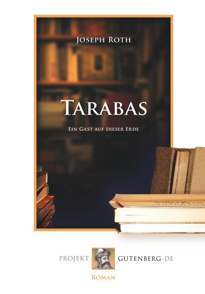 Tarabas als Buch