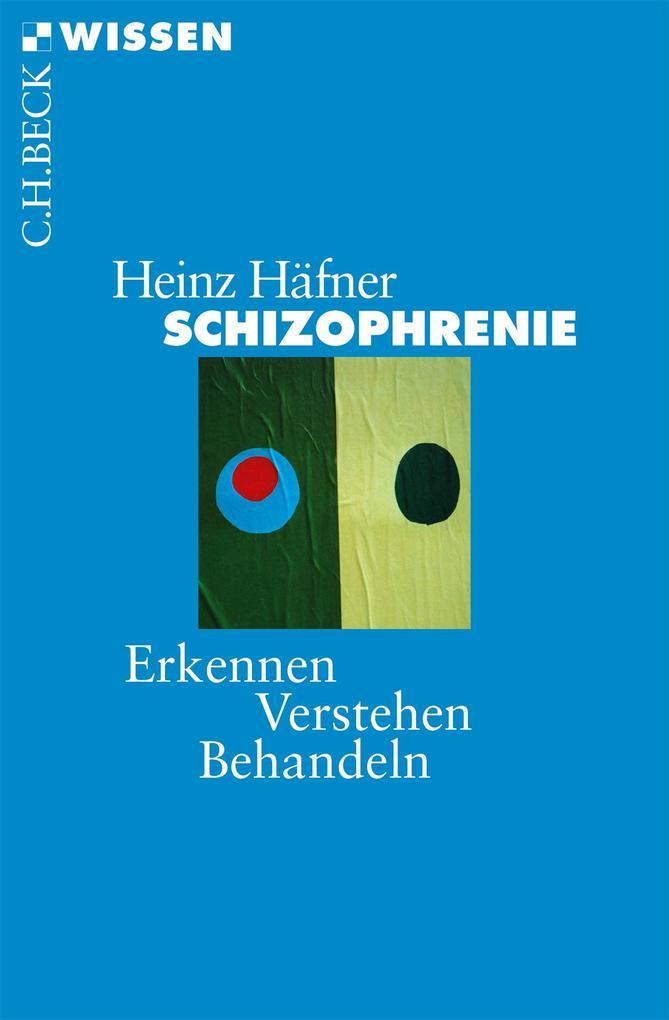 Schizophrenie als Taschenbuch