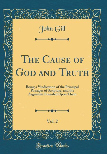 The Cause of God and Truth, Vol. 2