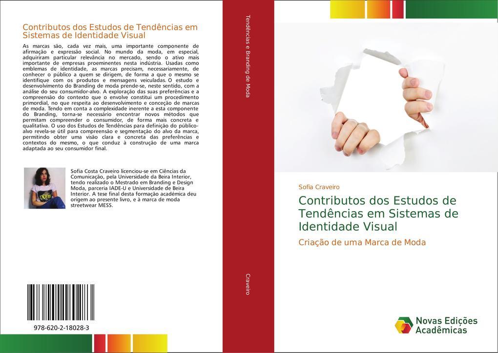 Contributos dos Estudos de Tendências em Sistemas de Identidade Visual als Buch von Sofia Craveiro