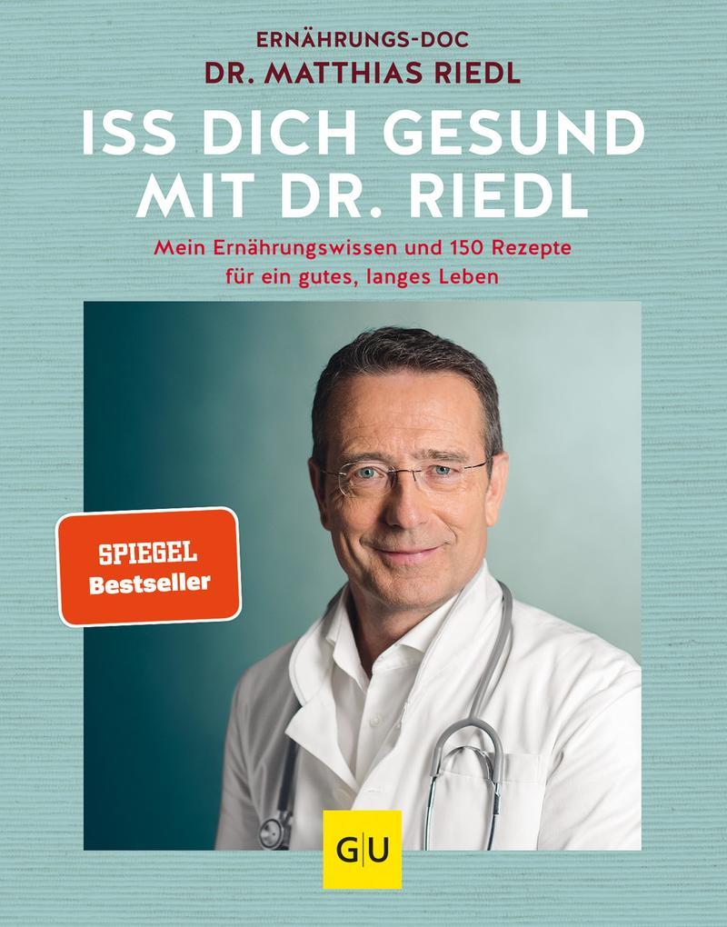 Iss dich gesund mit Dr. Riedl als eBook