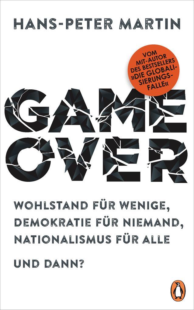 Game Over als Buch (gebunden)
