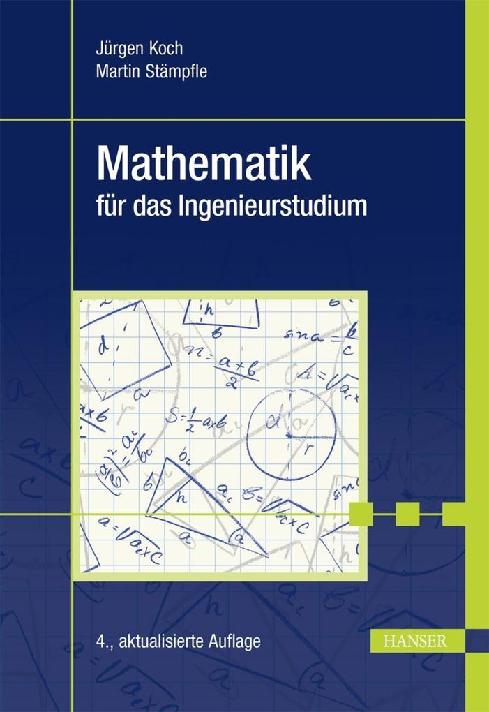 Mathematik für das Ingenieurstudium als eBook