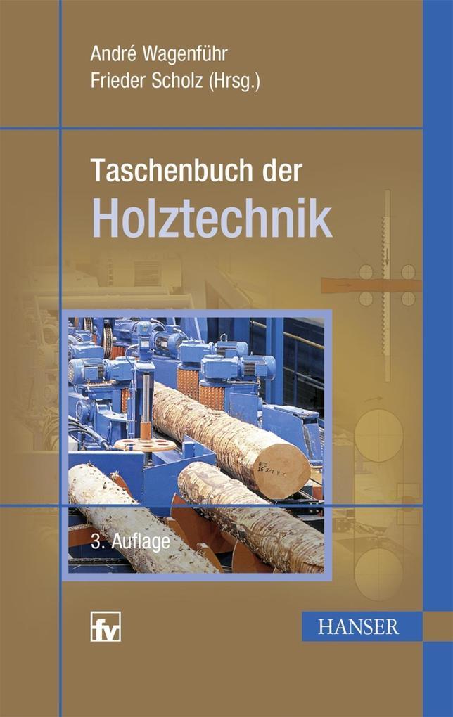 Taschenbuch der Holztechnik als eBook
