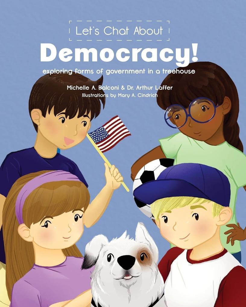 Let´s Chat About Democracy als Taschenbuch von ...