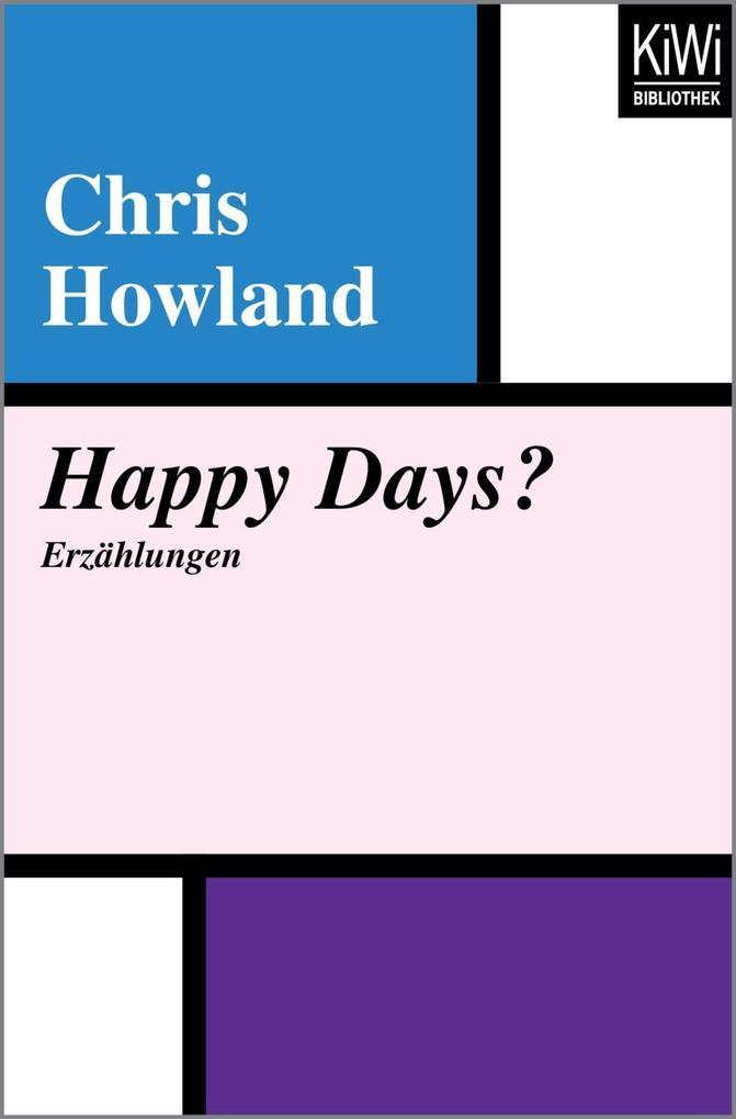 Happy Days als Taschenbuch