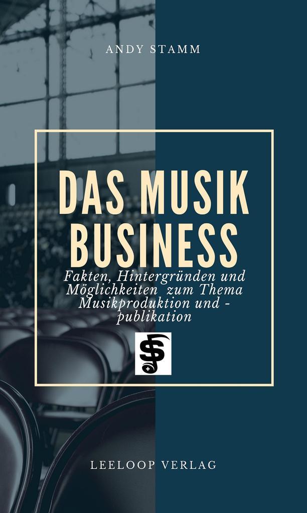 Das Musikbusiness als eBook