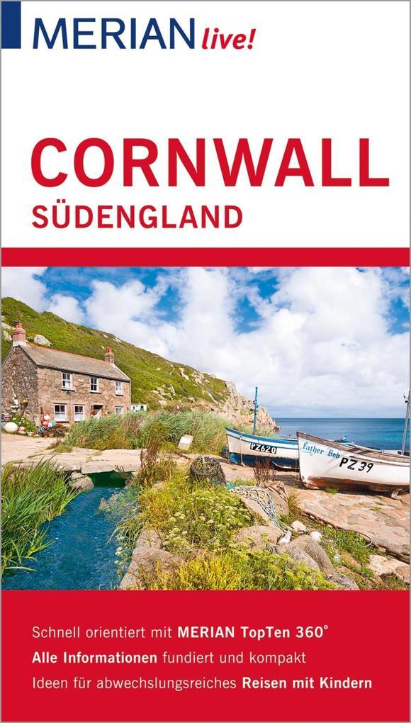 MERIAN live! Reiseführer Cornwall Südengland als eBook