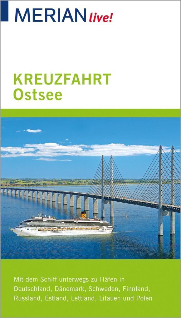 MERIAN live! Reiseführer Kreuzfahrt Ostsee als eBook
