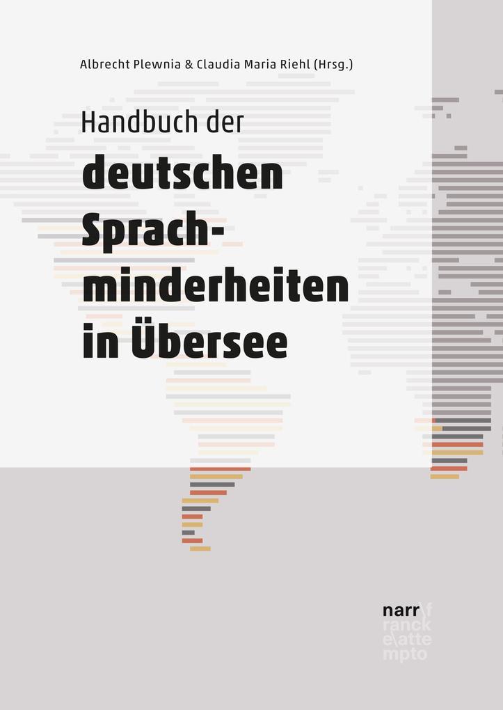 Handbuch der deutschen Sprachminderheiten in Übersee als eBook