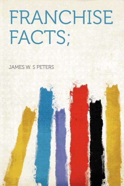 Franchise Facts; als Taschenbuch von