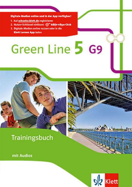 Green Line 5 G9. Trainingsbuch mit Audio-CD Klasse 9 als Buch