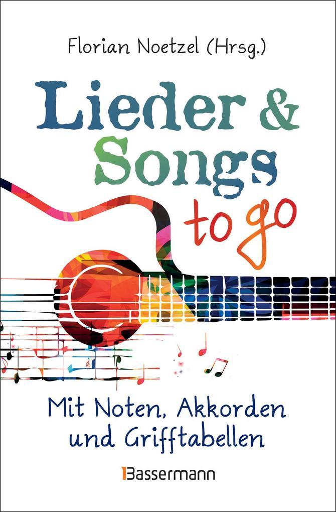 Lieder & Songs to go als eBook