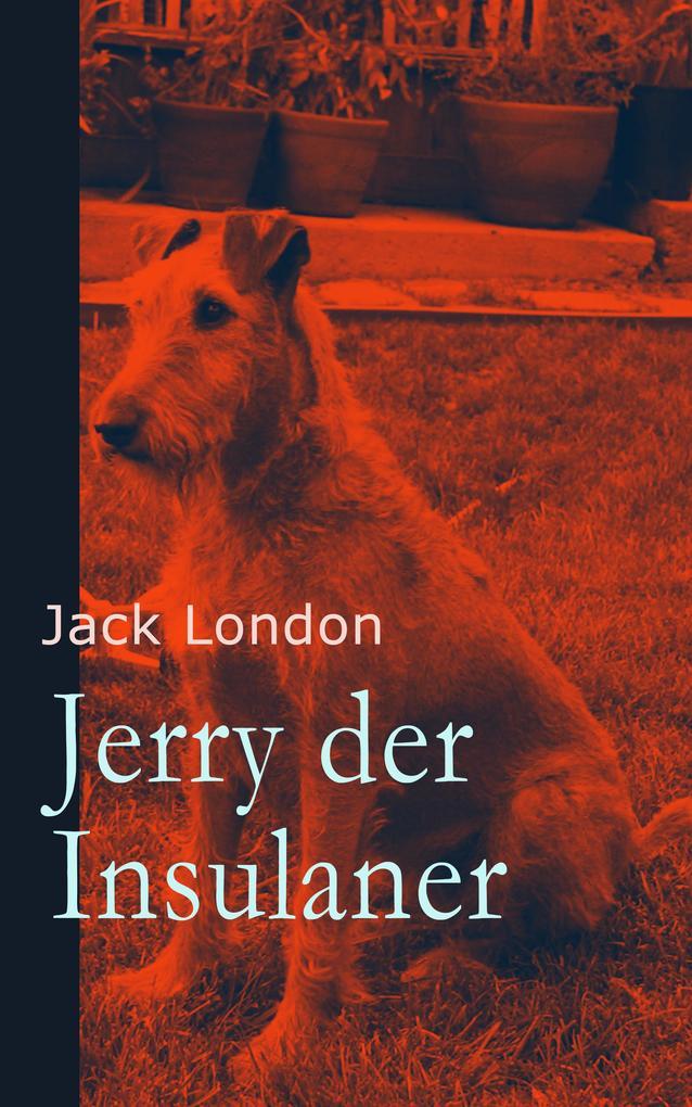 Jerry der Insulaner als eBook