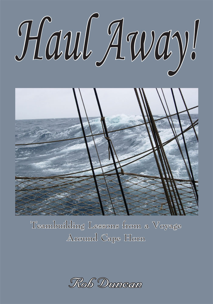 Haul Away! als eBook von Rob Duncan