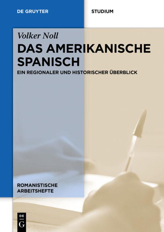 Das amerikanische Spanisch als Buch