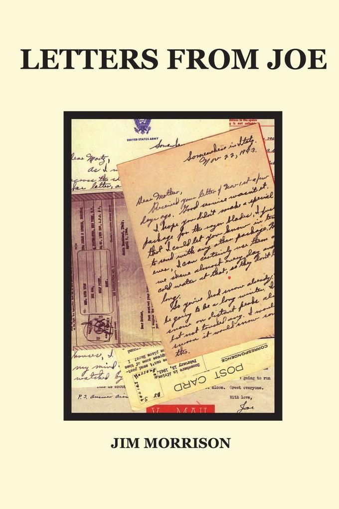 Letters from Joe als eBook von Jim Morrison