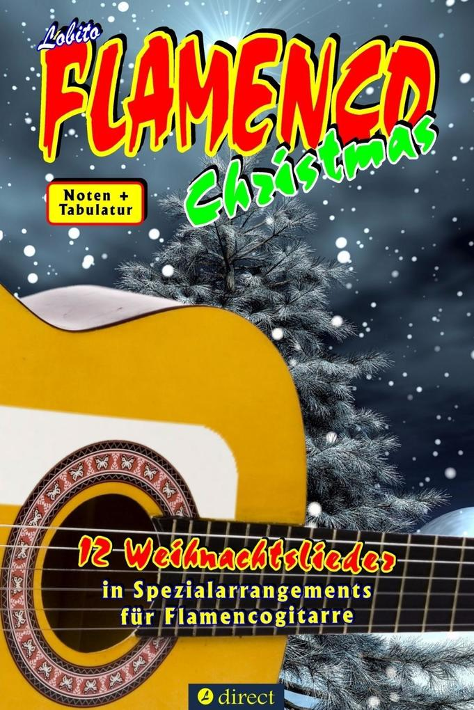Lobito's FLAMENCO Christmas als eBook