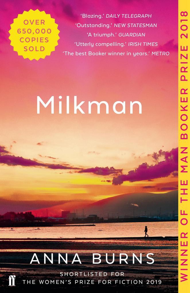 Milkman als eBook