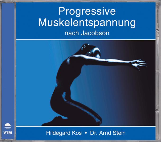 Progressive Muskelentspannung nach Jacobson. CD als Hörbuch CD
